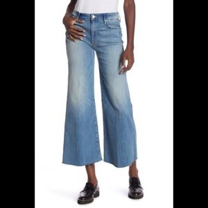 Mother The Roller Crop Snippet Fray SZ 28 EUC